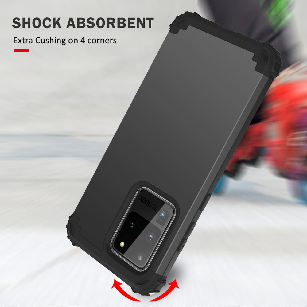 Full-Body Case Cover Samsung Galaxy S20 Plus S20 Ultra