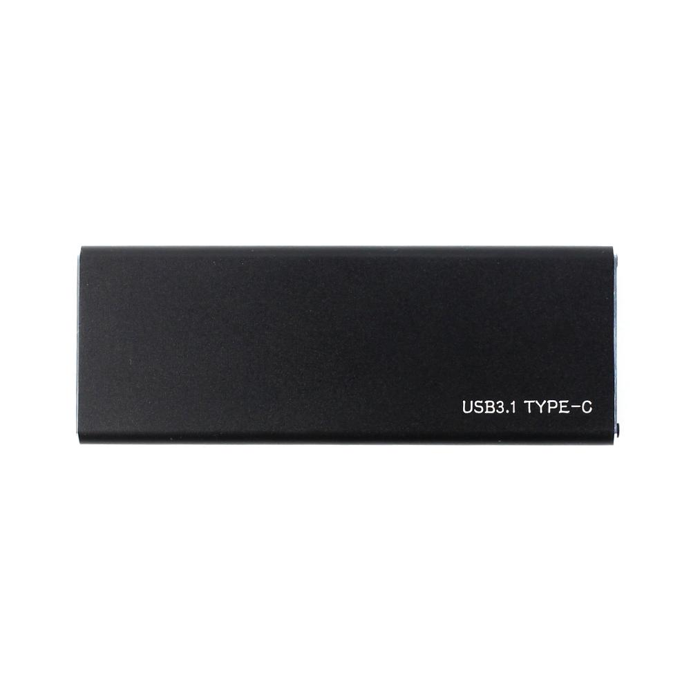 XT-XINTE SSD Enclosure USB 3.1 To M.2 NVME PCIe ,NVME M-Key To Type C Adapter Case For Nvme SSD USB3.1 To M.2 NGFF SATA SSD Case