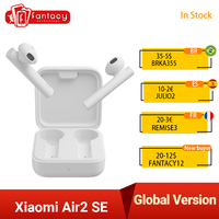 Nuevo Xiaomi Air2 SE auricular Bluetooth TWS Mi inalámbrica auriculares 2 Basic SE síncrono enlace de Control táctil Dual Mic