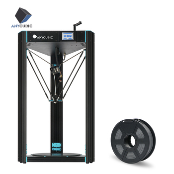 ANYCUBIC Predator Linear Plus 3d Printer With Ultrabase Extrude Large Build Volume Metal Frame FDM Diy 3D Printer Kit 1