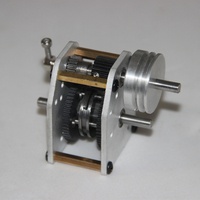 1:10 Model Car Engine Gearbox With Pulley For Toyan Engine Model Universal FS S100 FS S100G FS S100(W)FS S100G(W)