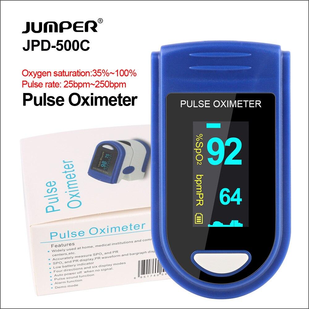 pulse oximeter JPD-500C.01