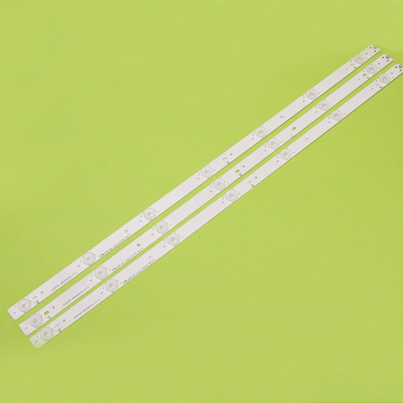 1set=3pcs LBM320P0701-FC-2 Replacement LED Backlight Strips 32PFK4309-TPV-TPT315B5