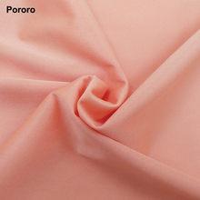 Material liso do pull da cor para fraldas reusáveis do bebê, fraldas de diy, material respirável da fralda com revestimento impermeável do tpu
