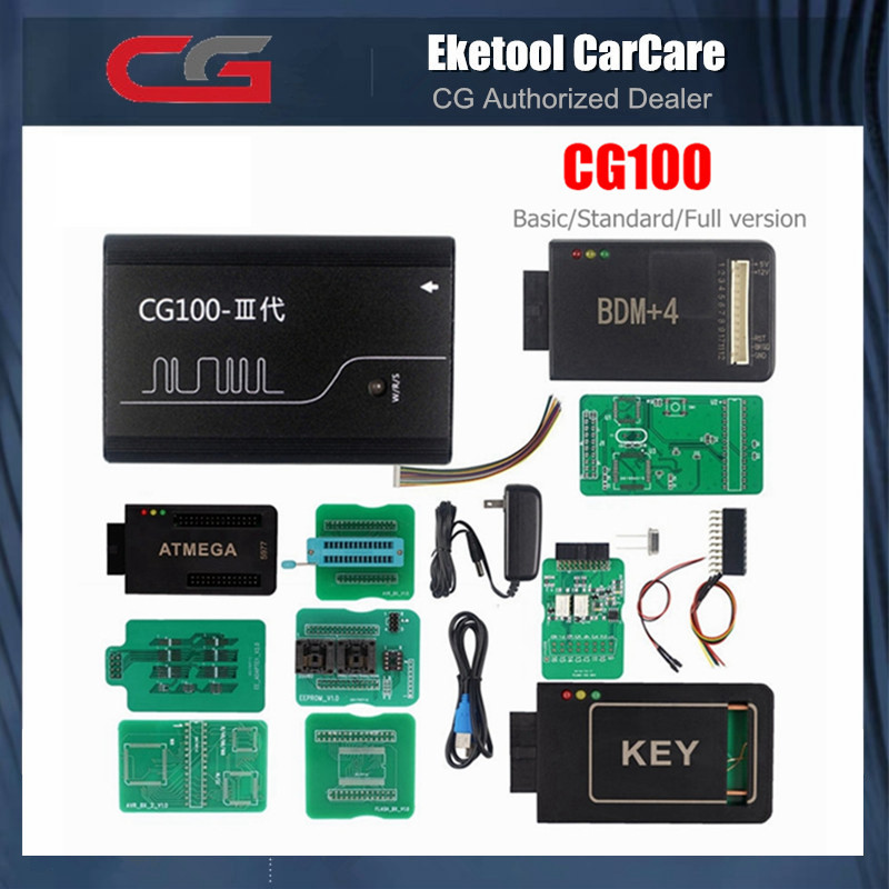 CGDI CG100 PROG III Full Version(Basic/Standard) Airbag Restore/Reset Support Renesas Renesas SRS  CG100-III CG 100 DHL FREE
