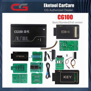 Image 1 - Cgdi CG100復元プログレiiiバージョンオプションエアバッグ/リセットサポートルネサスルネサスsrs CG100 III cg 100 bmwのecu