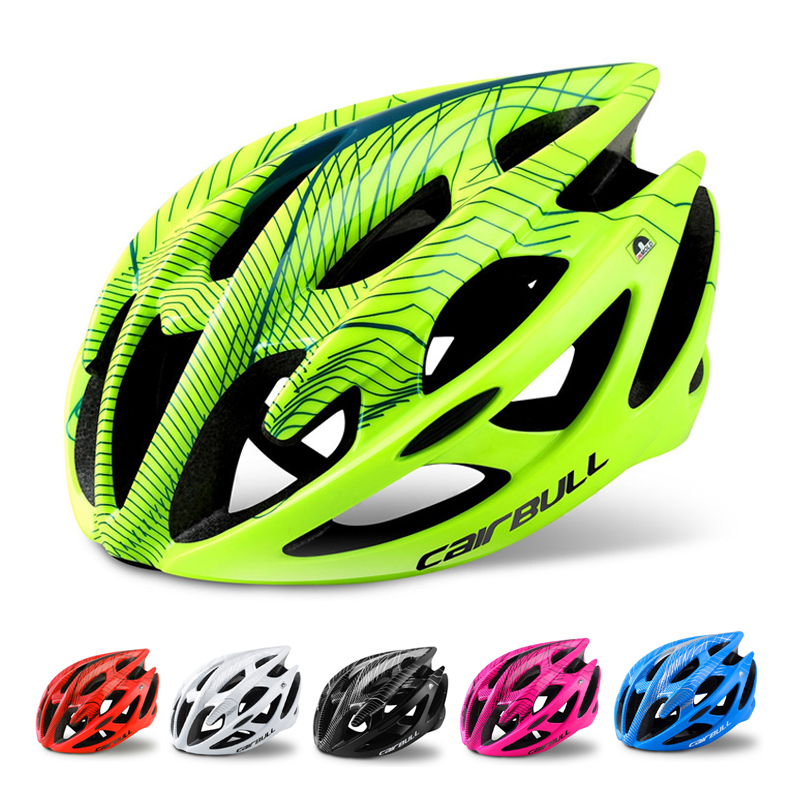 21 Vents Breathable Cycling Helmet In-mold Ultralight XC MTB All-terrain Bicycle Helmet Unisex Road Bike Mountain Bike Helmets