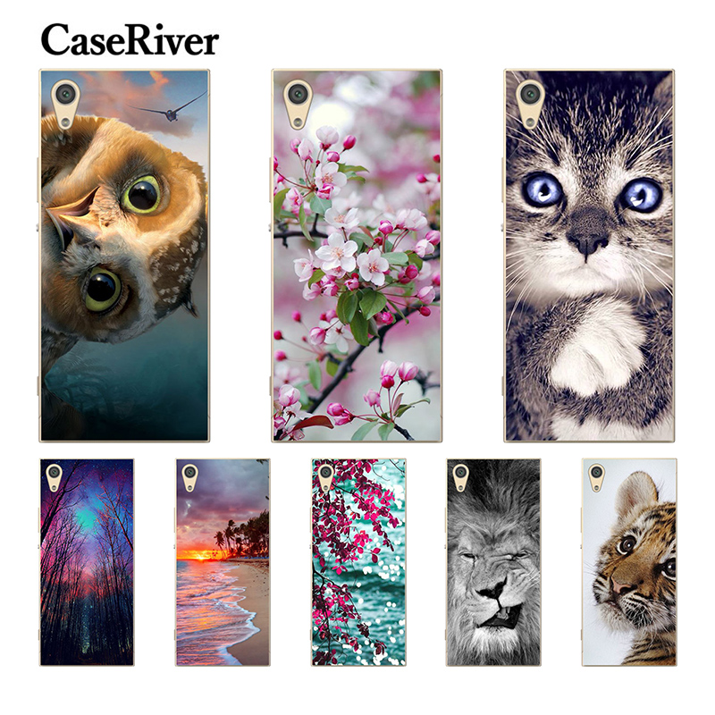 CaseRiver FOR Capa <font><b>Sony</b></font> <font><b>Xperia</b></font> <font><b>XA1</b></font> <font><b>Case</b></font> G3112 Soft <font><b>Silicone</b></font> sFOR <font><b>Sony</b></font> <font><b>Xperia</b></font> Z6 <font><b>Case</b></font> Cover Phone Back FOR Coque <font><b>Sony</b></font> <font><b>XA1</b></font> <font><b>Case</b></font> image