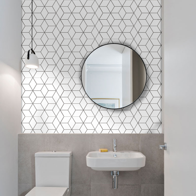 Tile Sticker Kitchen Fashion Splash Back 2
