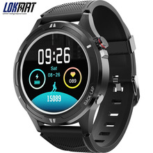 LOKMAT COMET 3 Smart Watch Bluetooth Call Local Music Playback Heart Rate Tracker Messages Reminder Smartwatches for Android IOS