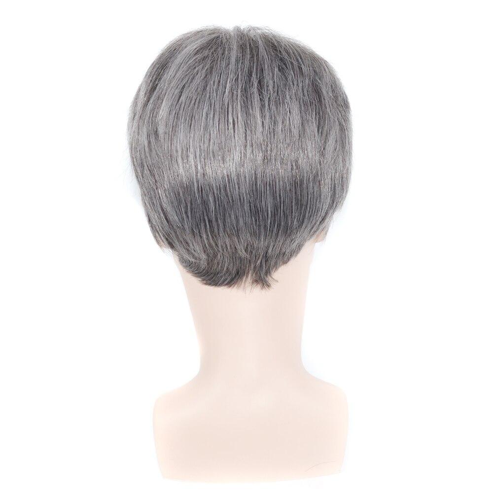 short wig for man 6