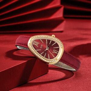 Image 4 - TPW Brand Luxury Women Watches Dress jewelry Ladies Watch Quartz Wristwatch Female Clock Reloj Mujer Charms Ladies Gift