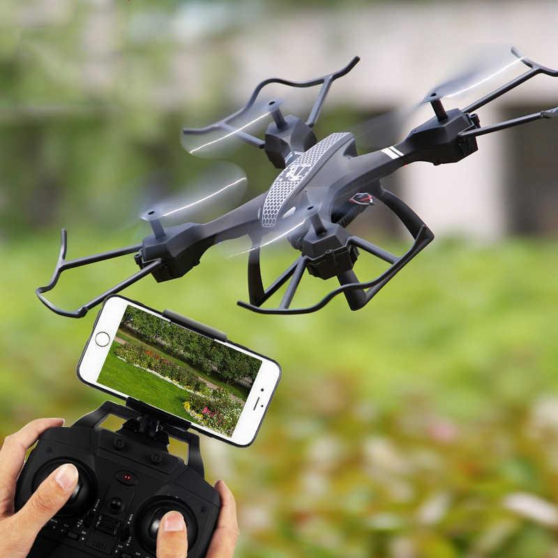 Беспилотный Мультикоптер 6-ось Grro карман 360 градусов прокатки «Безголовый» Режим Функция зависания зарядка через usb Мини RC вертолета с камер