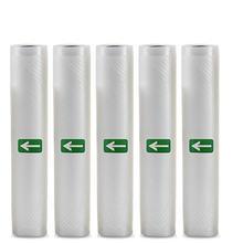 Кухонный вакуумный упаковочный пакет пищевой упаковщик вакуумная