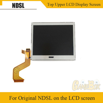 цена на Original Top LCD Screen For Nintend DS Lite Upper LCD Display Screen For N DS Lite Up LCD Screen