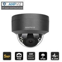 2019 Nieuwe Compatibel Met Hikvision 5MP Security Camera Outdoor 5 Mp Video Surveillance Dome Poe Ip Camera Hd-in Beveiligingscamera´s van Veiligheid en bescherming op