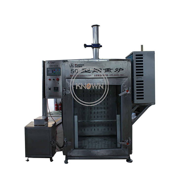Smoke House 30-250kg  Smokehouse Oven Meat / Bacon / Sausage Smokehouse Oven / Smoke House Sausage Machine