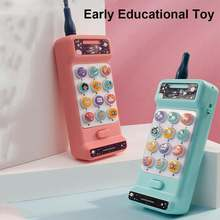 Детские моделирования мобильный телефон игрушки детские образование