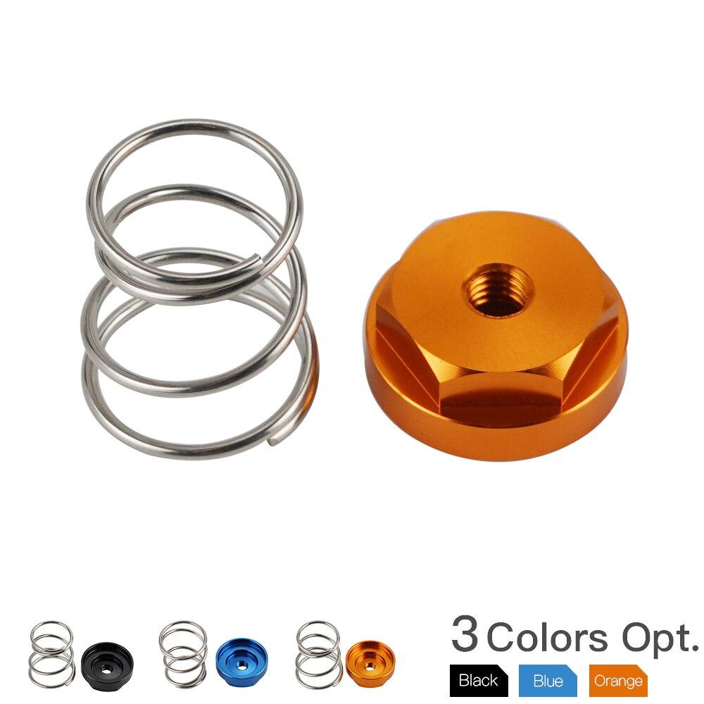 Nicecnc Freno Posteriore Molla di Ritorno Kit Arancione Brembo 6 Mm per Ktm 125-530 Sx/SX-F/Exc /EXC-F/EXC-R/Xc/XC-W/XC-F/Tpi/Sei Giorni