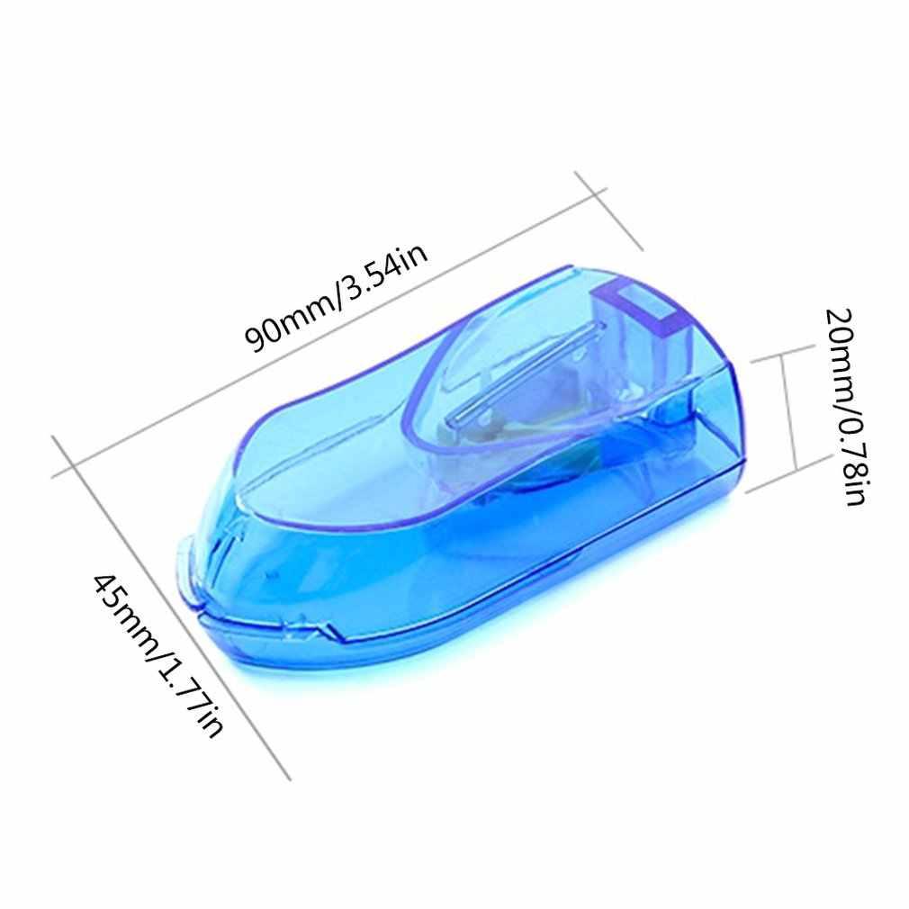 Pillola Cutter Splitter Divide Scompartimento di Medicina Organizer Droga Affettatrice Mezza Scompartimento Di Immagazzinaggio Box Medicina Tablet Del Supporto Del Contenitore