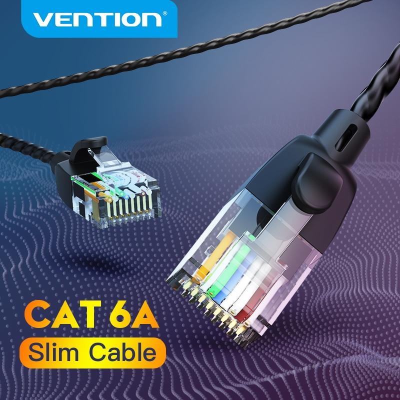 Ethernet-кабель Vention Cat6A, 10 Гбит/с, патч-корд для модема