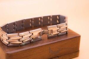 Классический Браслет для наручных часов для пар, базовые простые деловые аксессуары, стальной браслет с кирпичным ремешком для часов от HuWu, ...