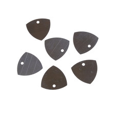 Metal Sheet Iron Opening Tool For Mobile Phone Pad LCD Screen openning pry tools 6pcs/lot(China)