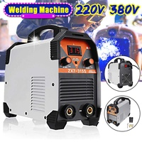 220V/380V IGBT Inverter AC Arc Welding Machine Mini MMA For Electric Working Welding Equipment Accessories Tools