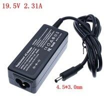 Зарядное устройство 19,5 V 2.31A 45W для ноутбука, адаптер питания переменного тока для Dell Xps 12 13 13R 13Z 14 13-L321X 13-6928Slv 13-40slv, прямые поставки с фабрики