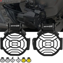 Motorcycle LED Fog light Protector Guards OEM Foglight Lamp Cove For BMW F 850 GS F850GS ADVENTURE F850 GS AV 17 2018 2019 2020