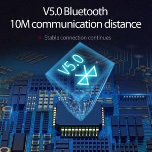 Image 2 - Baseus S17 스포츠 무선 이어폰 블루투스 5.0 이어폰 헤드폰 샤오미 아이폰 이어폰 버드 핸즈프리 헤드셋