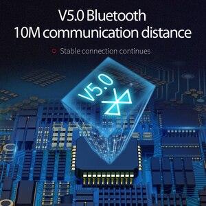 Image 2 - Baseus S17 スポーツワイヤレス Bluetooth 5.0 イヤホンヘッドホン Xiaomi Iphone 耳電話イヤホンハンズフリーヘッドホンヘッド