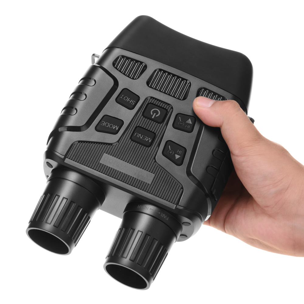 Long Distance Digital Night Vision Binoculars With Video Recording HD Infrared Day And Night Vision Hunting Binoculars Telescope