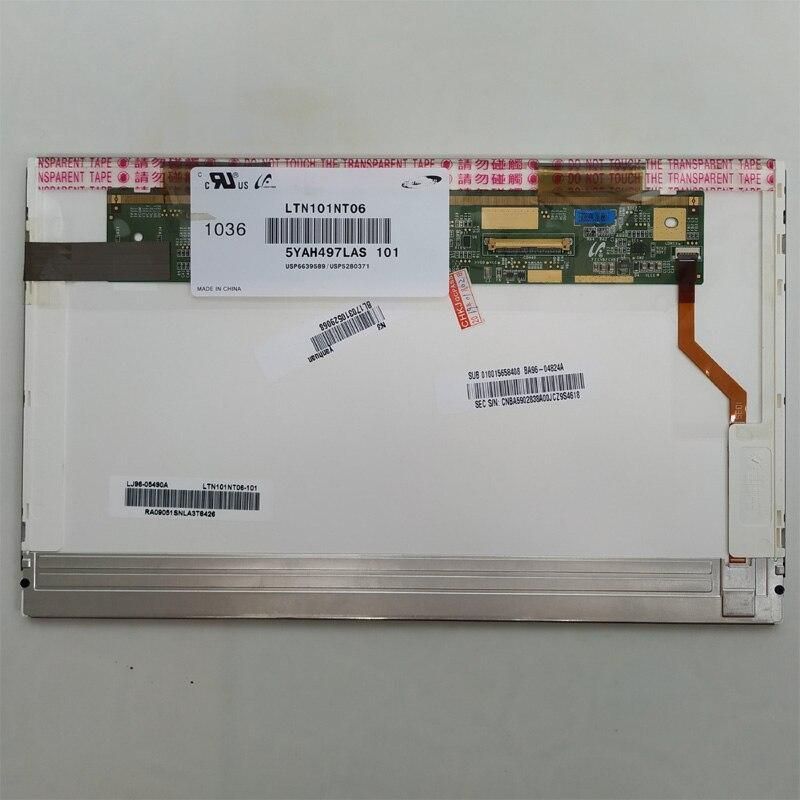 Светодиодный ЖК экран для ноутбука класса А + 10,1 дюйма B101AW03 LP101WSA N101L6 для Lenovo S10 2 S10E