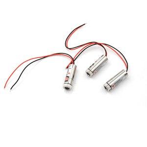 Горячая Распродажа 650nm 5 мВт лазерная указка Объектив Фокус промышленные Стекло Красная точка/производственная линия/Оборудование для Бала...