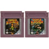 Video Game Cartridge Console Card 16 Bits Tomb Raider Series For Nintendo GBC English Version 1