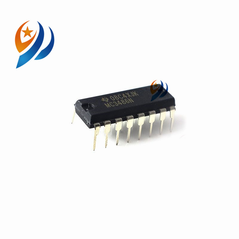 10pcs MC3486N  DIP-16  NEW ORIGINAL IN STOCK