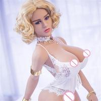158cm Love Doll Male TPE Anime Sex Doll Realistic Lifelike Vagina Adult Sex Doll Sex Toys for Men
