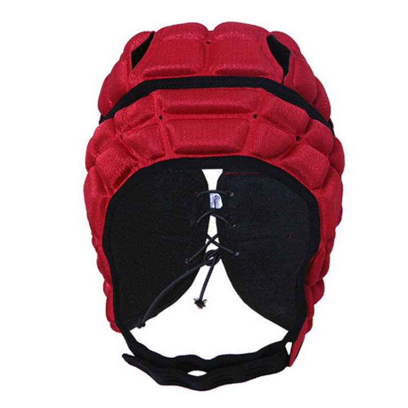 Soft Padded Headgear Children Football Goalkeeper Helmet Anti-Collision Helmet For Soccer Football Player
