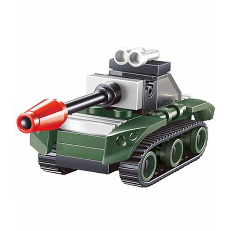 Legoing Tanque Série Cidade Brinquedos Modelo Criador Acessórios Presentes Bricks Bloco de Construção DIY Veículos de Patrulha Carro Blindado Legoings Kit