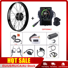 Conversion-Kits Cassette Wheel-Hub-Motor Engine Bicycle Powerful E-Bike Snow Electric