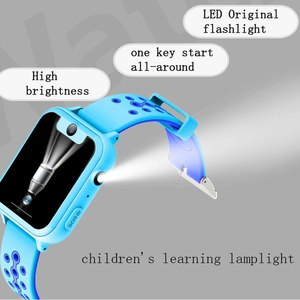 Image 5 - ילדים חכם שעון ילד ילד SmartWatch לילדים SOS שיחת מיקום Finder מכשיר מצלמה איתור גשש אנטי איבד צג