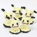 Takara Tomy Pokemon милые плюшевые куклы Мультяшные Mimikyu 12 см Полипропиленовые Мягкие игрушки украшения для детей Рождественский подарок