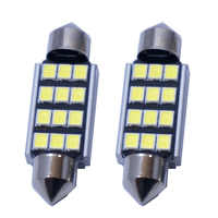 4 Uds blanco Canbus led luces interiores para automóvil Kit para 1999, 2000, 2001, 2002 Ford expedición luces interiores led