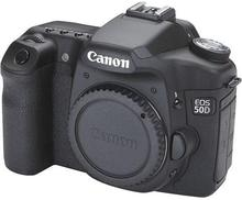 Appareil photo reflex numérique Canon EOS 50D d'occasion, corps uniquement, avec capteur CMOS 15.1 mégapixels
