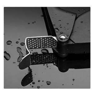 Image 3 - Huohou Kitchen Garlic Presser Manual Garlic Crusher Kitchen Tool Multi Mixer Cutter Squeeze Tool