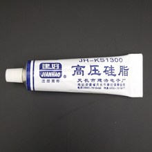 JH High Voltage Silicon Grease Insulation Rust Moistureproof Translucent Non-Curing For TV FBT Component High Pressure Parts