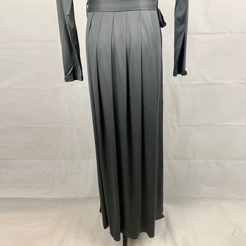 Eid Mubarak Kaftan Dubai Abaya Turkey Muslim Fashion Hijab Dress Islam Clothing Abayas Maxi African