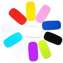 Защита от пыли мышь чехол для Magic Mouse Film для Apple Mouse 2 Protector Skin для Mac Magic Mouse Cleaner Sweat Proof Silicone