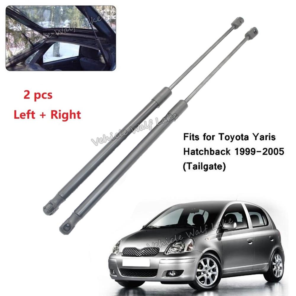 2003-2009 Arrière Hayon Coffre Gaz Support Entretoises 2X pour Toyota Prius Hatchback